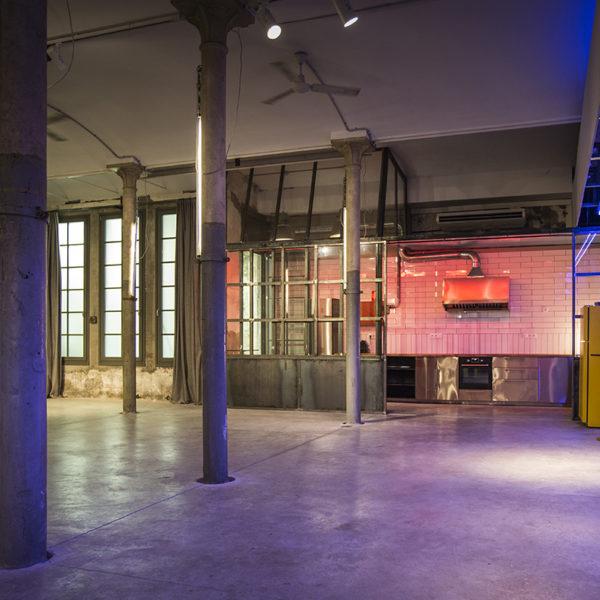 photo studio rental Barcelona