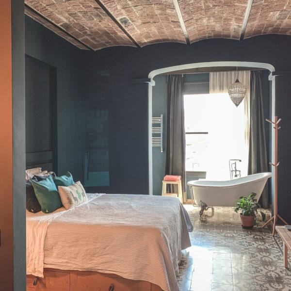 Green-Penthouse habitación