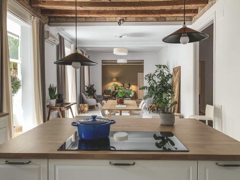 Alquiler cocina fotos Barcelona