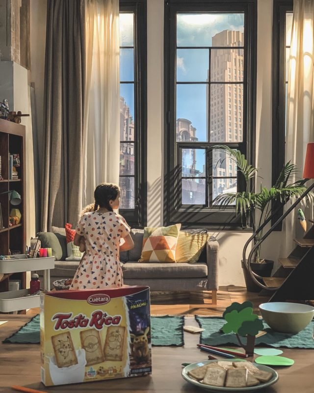 La verdad es que nos encanta Nueva York... 🏙 Perdón, nos referíamos al Brooklyn Loft 😉 Una escenografía perfecta recreada por el equipo de @tostarica en pleno centro de Barcelona . . #brooklynloft  #shooting #set #interiorismo #barcelona #shootestudios #production #rodaje #fotografia #location  #bcnlocations #openspaces #barcelonaestudios  #newdecor #decoration #set #productionset #eixample #tostarica